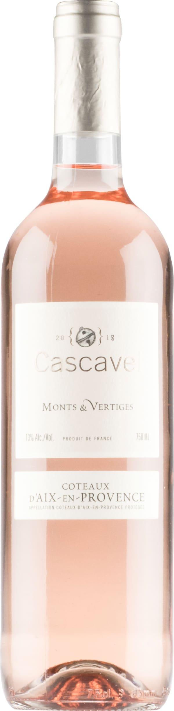 Cascavel Monts & Vertiges 2018
