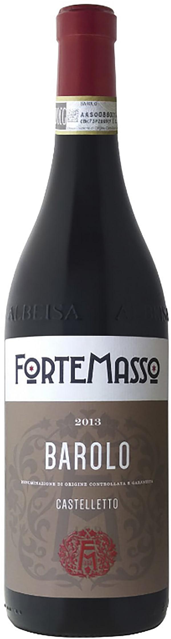 Fortemasso Barolo Castelletto 2015