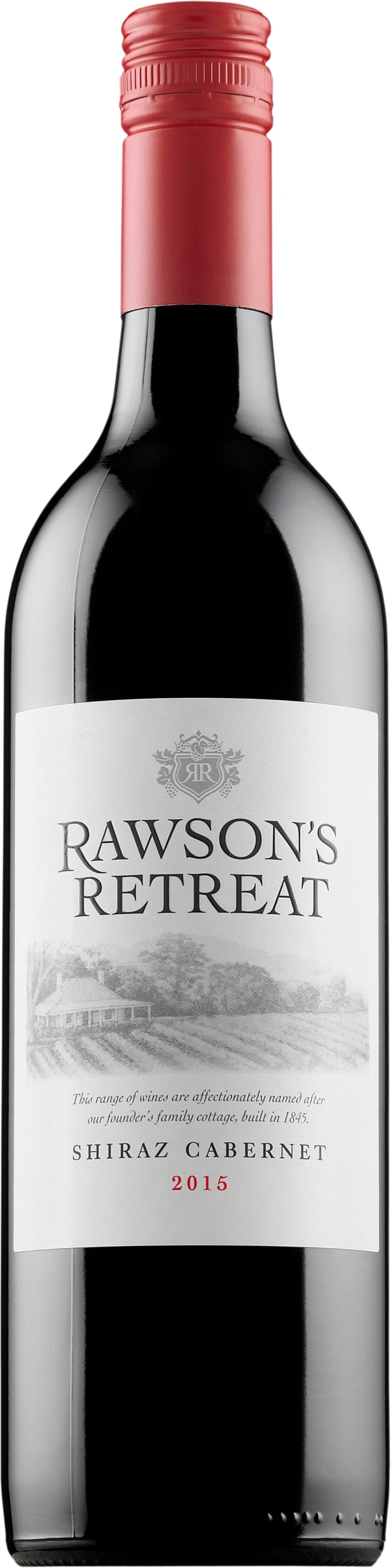 Rawson's Retreat Shiraz Cabernet 2018