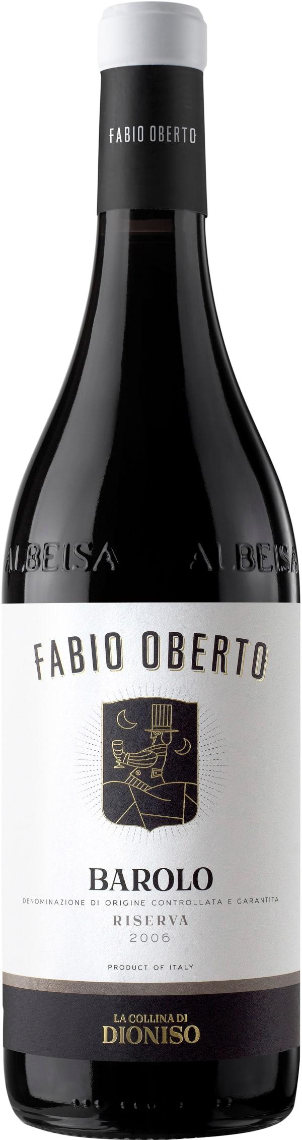 Fabio Oberto Barolo Riserva 2006