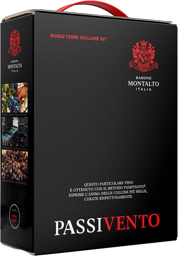 Montalto Rosso Passivento 2017 lådvin