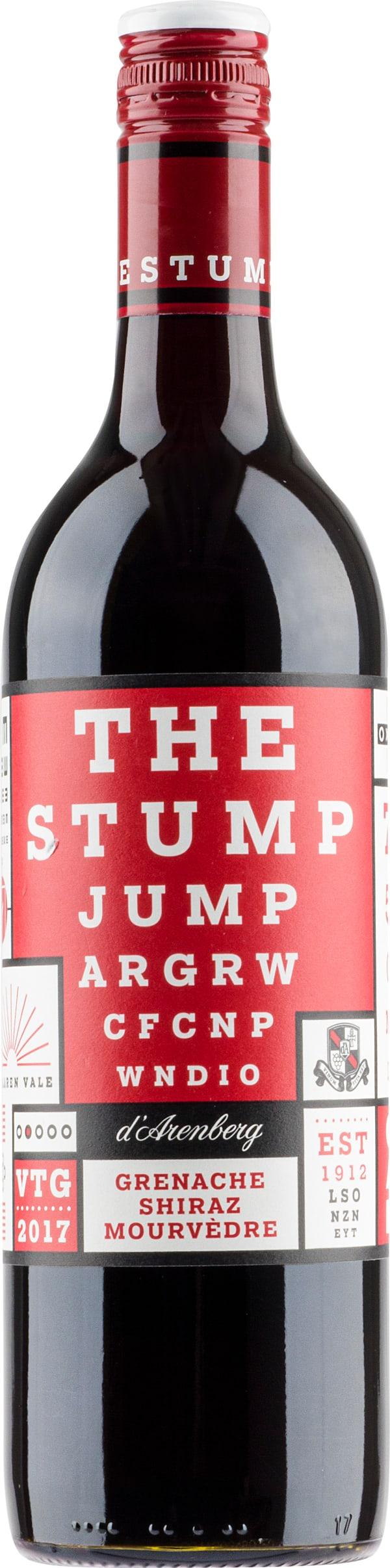 D'Arenberg The Stump Jump GSM 2017