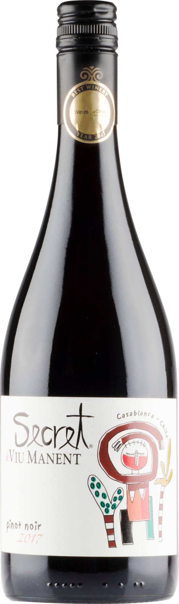 Viu Manent Secret Pinot Noir 2017