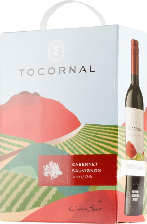 Cono Sur Tocornal Cabernet Sauvignon 2018 lådvin