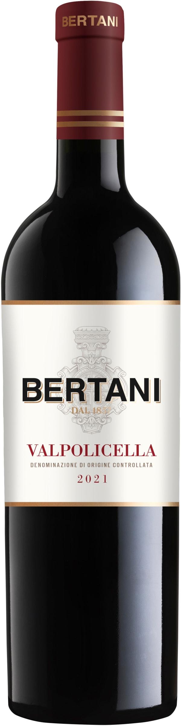 Bertani Valpolicella 2018 presentförpackning