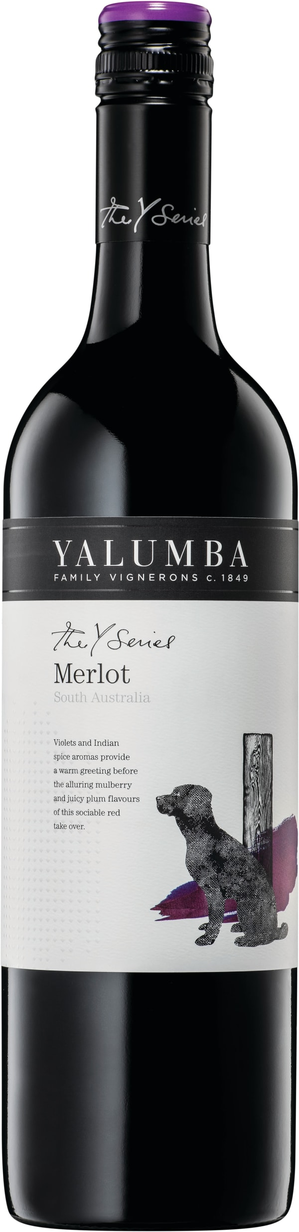 Yalumba Y Series Merlot 2017