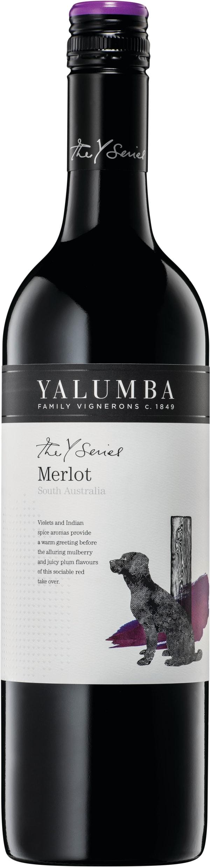Yalumba Y Series Merlot 2017