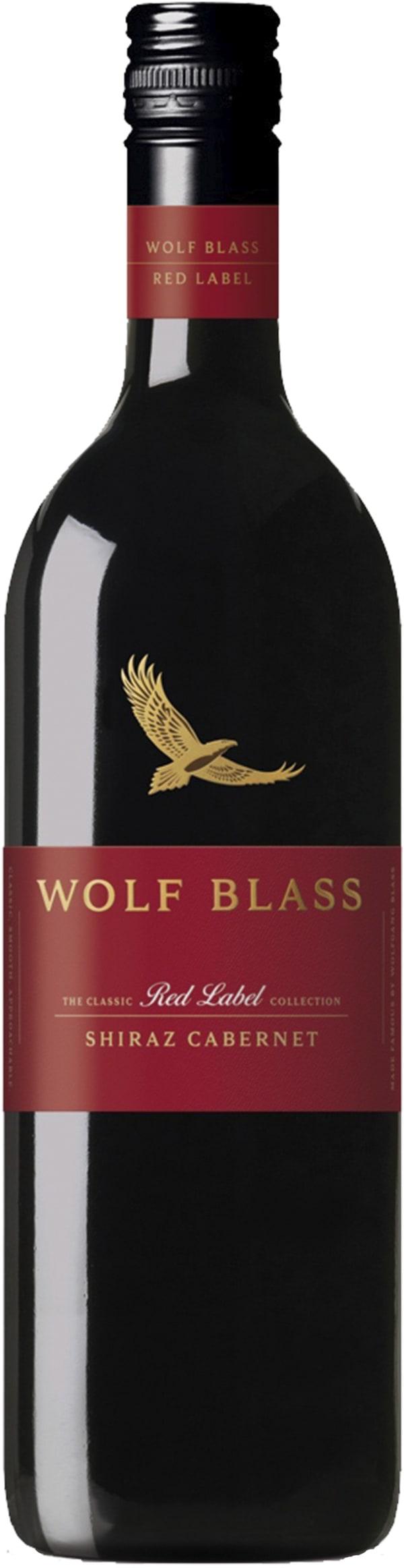 Wolf Blass Red Label Shiraz Cabernet  2018