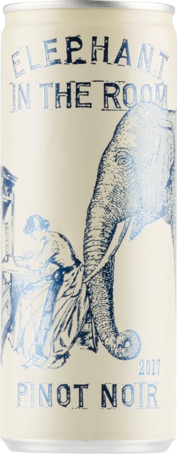 Elephant in the Room Pinot Noir burk