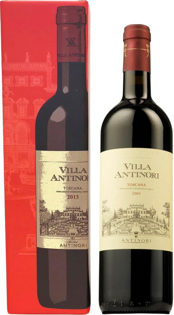 Villa Antinori Rosso 2015 lahjapakkaus