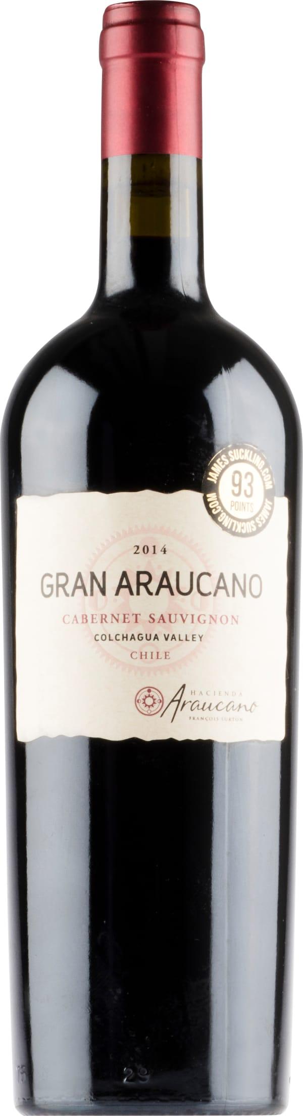 Gran Araucano Cabernet Sauvignon 2014