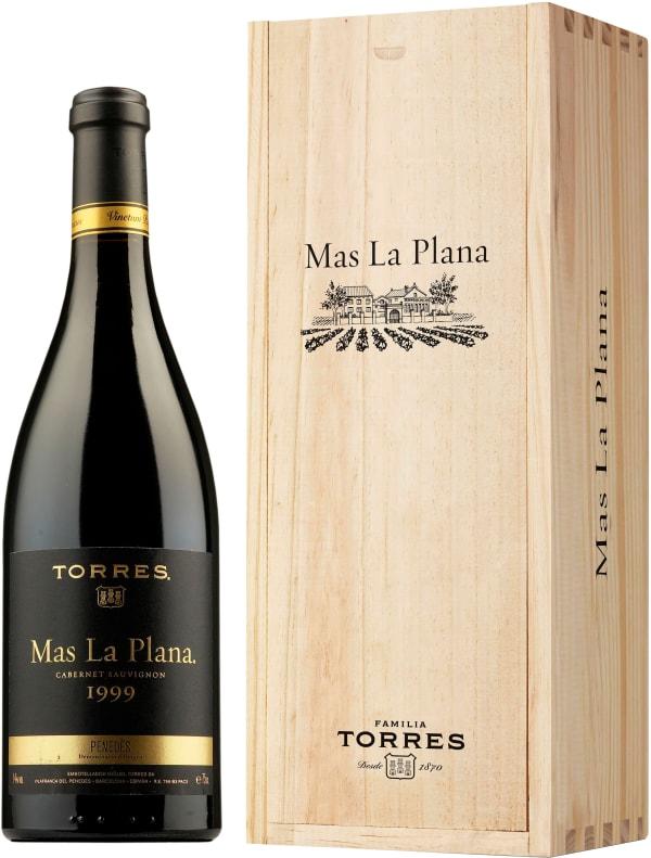 Torres Mas La Plana 2013 presentförpackning