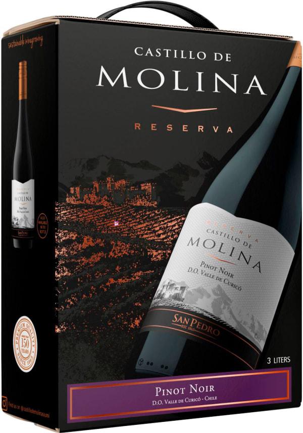 Castillo de Molina Reserva Pinot Noir 2017 lådvin