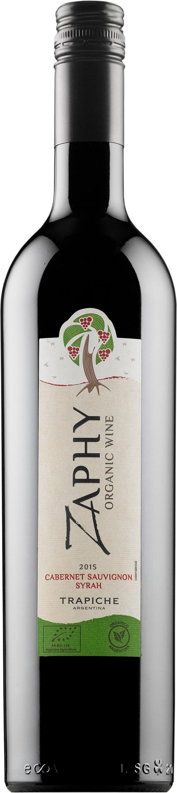 Trapiche Zaphy Organic Cabernet Sauvignon Syrah 2016