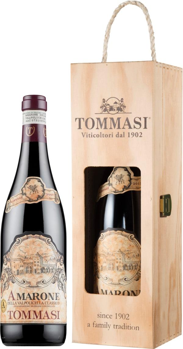 Tommasi Amarone della Valpolicella Classico 2013 lahjapakkaus