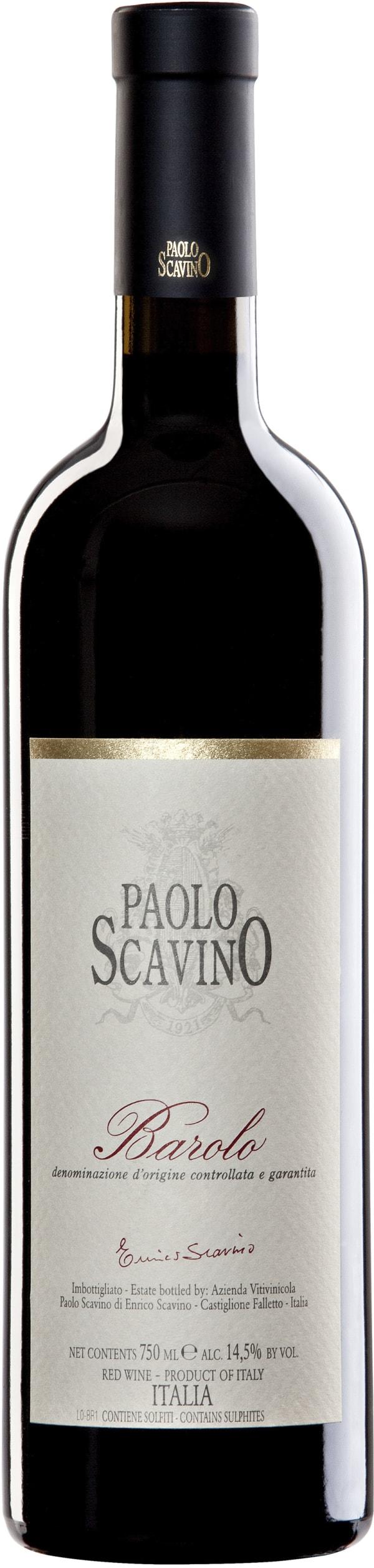 Paolo Scavino Barolo 2016