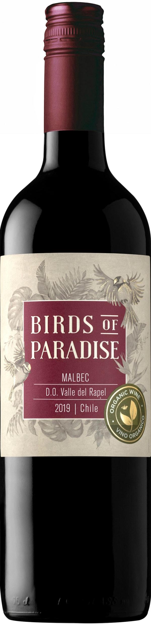 Birds of Paradise Malbec 2019