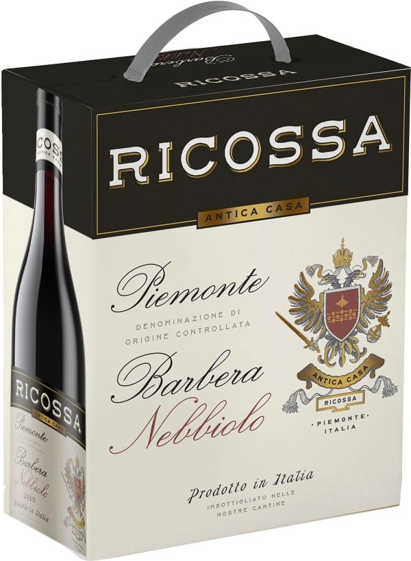 Ricossa Barbera Nebbiolo 2019 bag-in-box