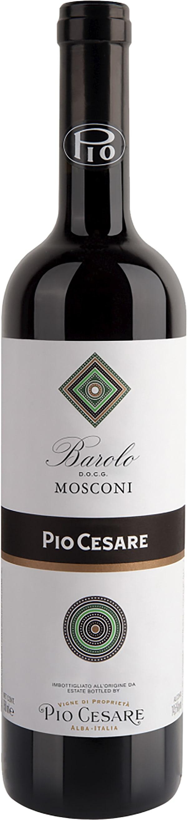 Pio Cesare Barolo Mosconi 2016