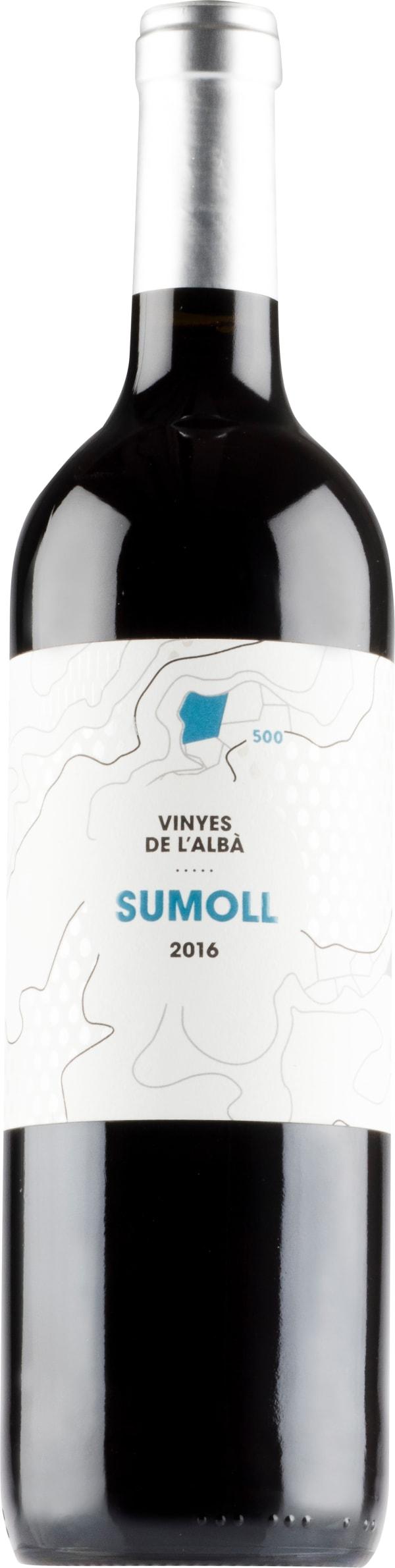 Vinyes De L'Albà Sumoll 2016