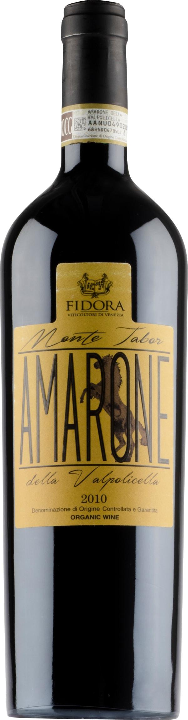 Fidora Monte Tabor Amarone della Valpolicella 2010