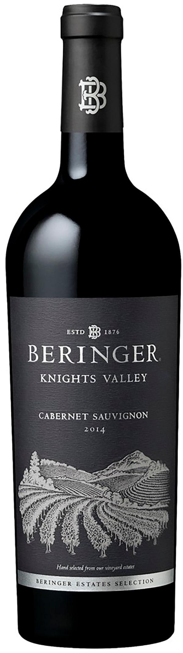 Beringer Knights Valley Cabernet Sauvignon 2014
