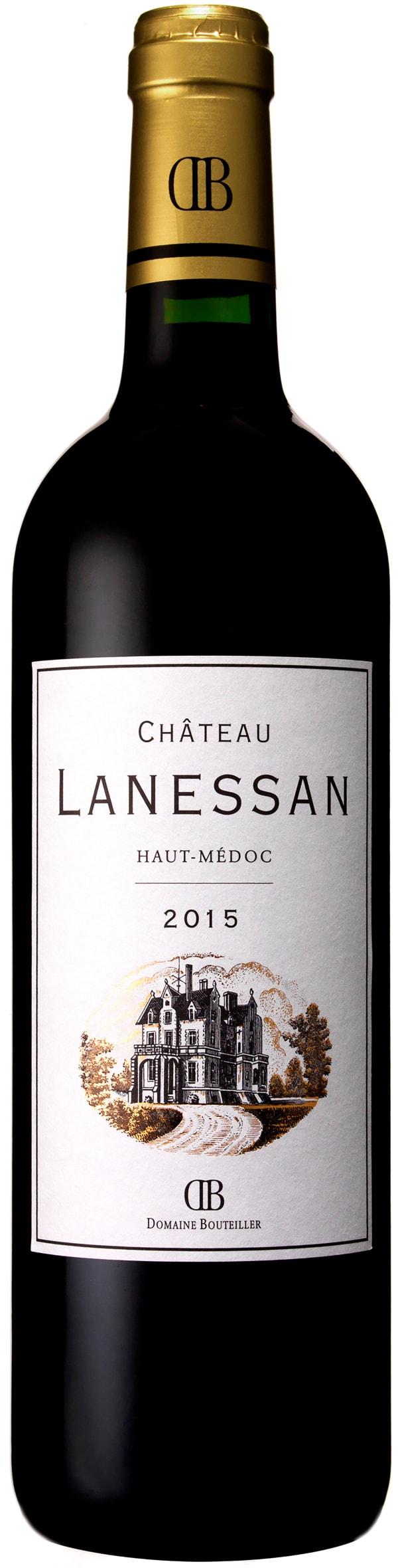 Château Lanessan 2015
