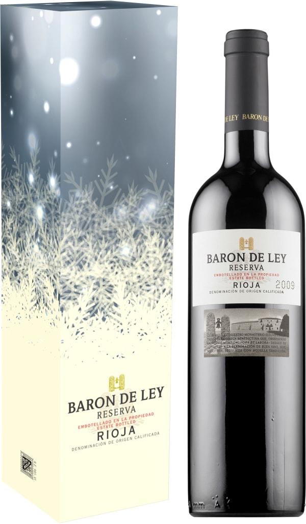 Baron de Ley Reserva 2014 presentförpackning