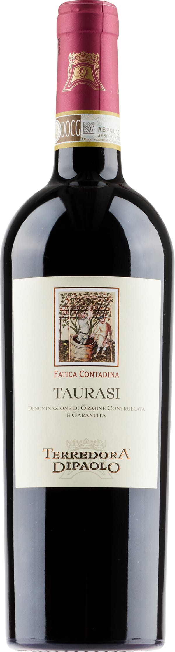 Terredora di Paolo Fatica Contadina Taurasi 2014