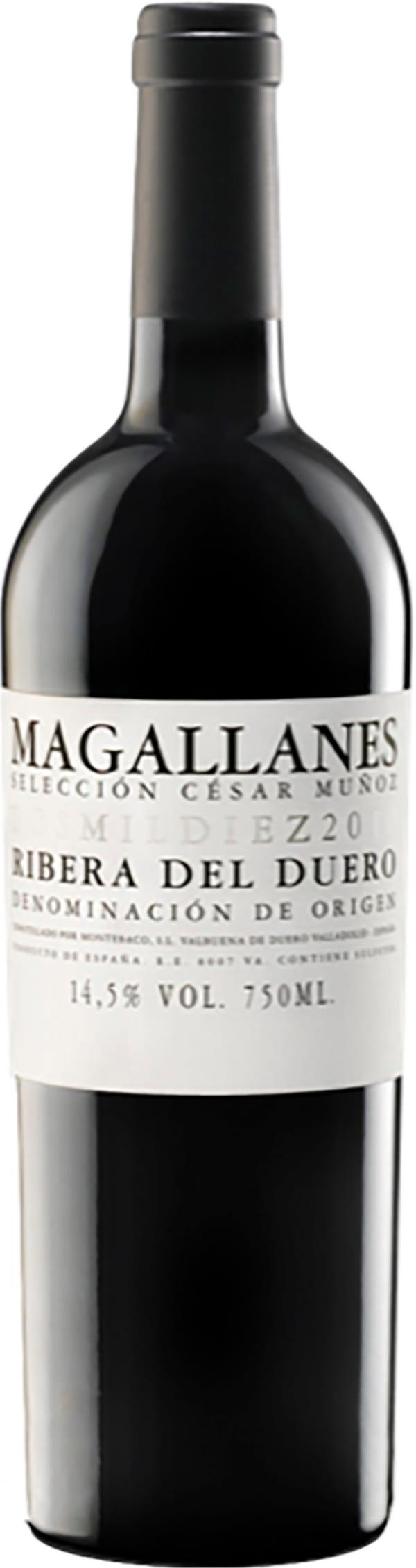 Selección César Muñoz Magallanes 2016