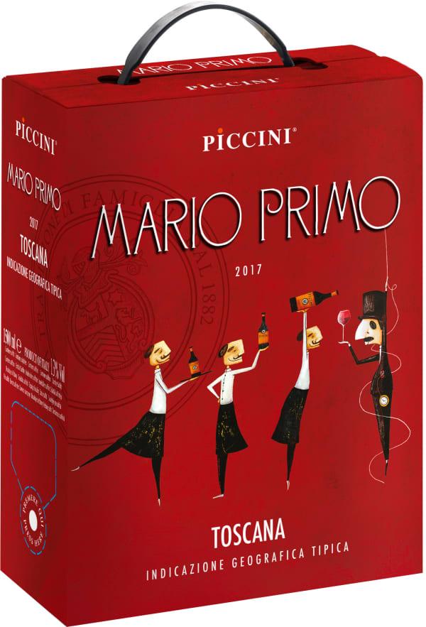 Piccini Mario Primo 2018 bag-in-box