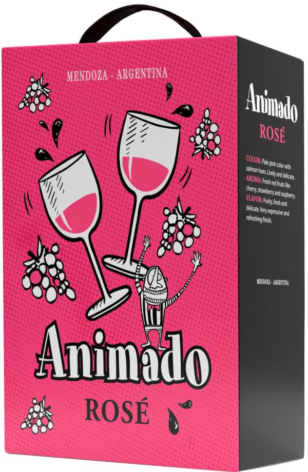 Animado Rosé 2019 lådvin