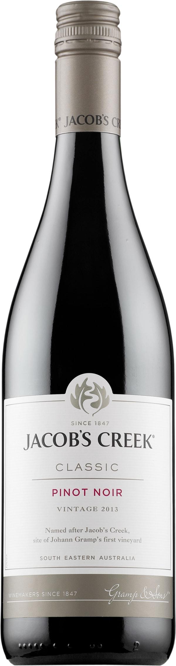 Jacob's Creek Pinot Noir 2018