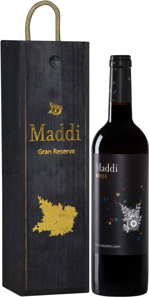 Maddi Gran Reserva  2009 gift packaging