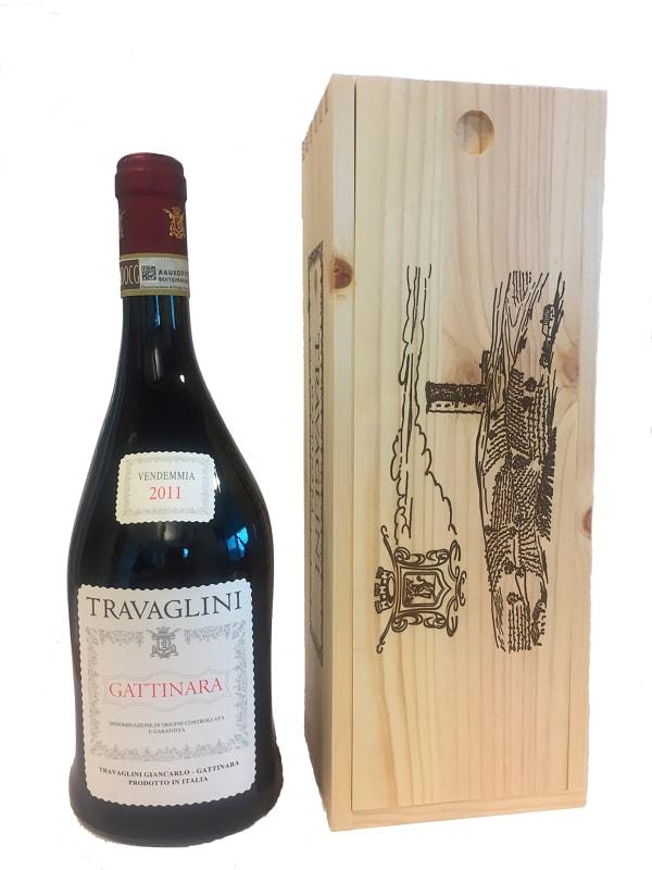 Travaglini Gattinara 2015 gift packaging