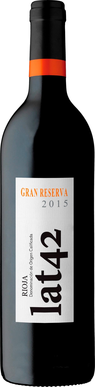 La Rioja Alta Lat 42 Gran Reserva 2012