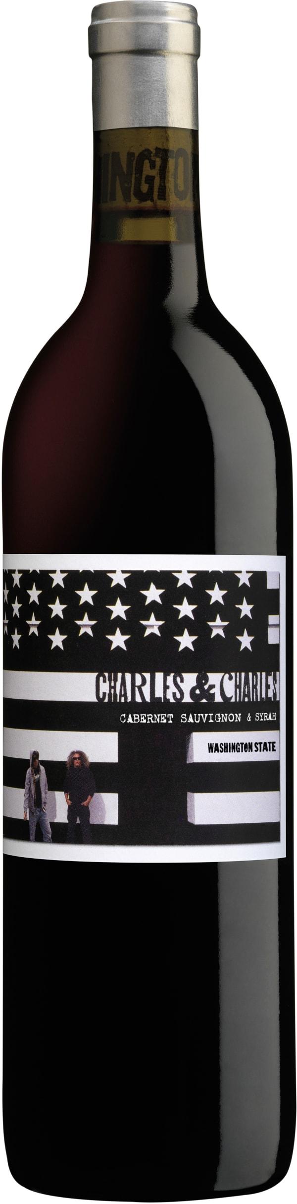 Charles & Charles Cabernet Sauvignon & Syrah 2016