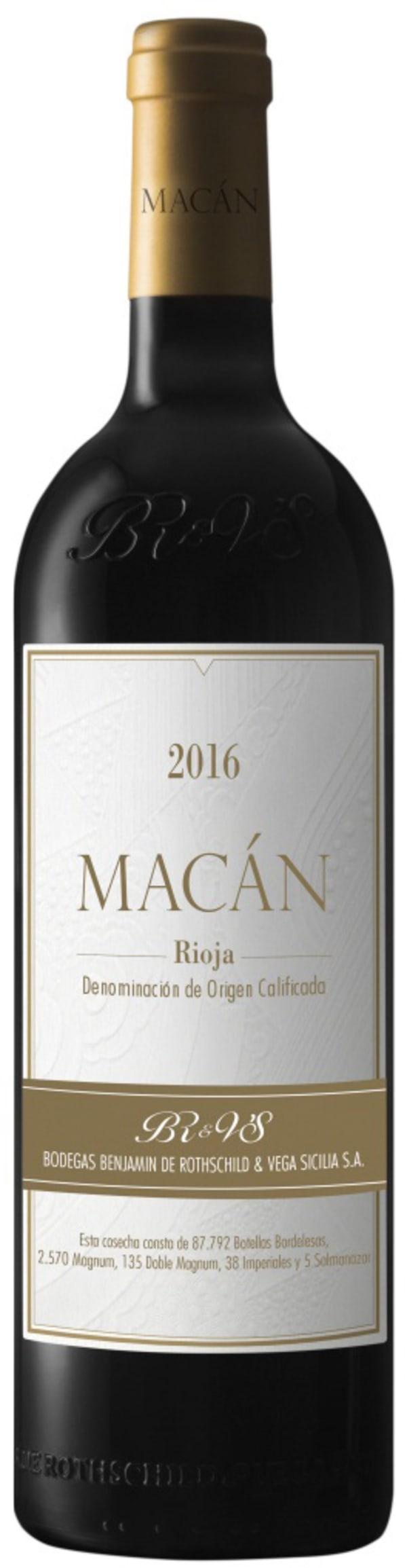 Macán Magnum 2016