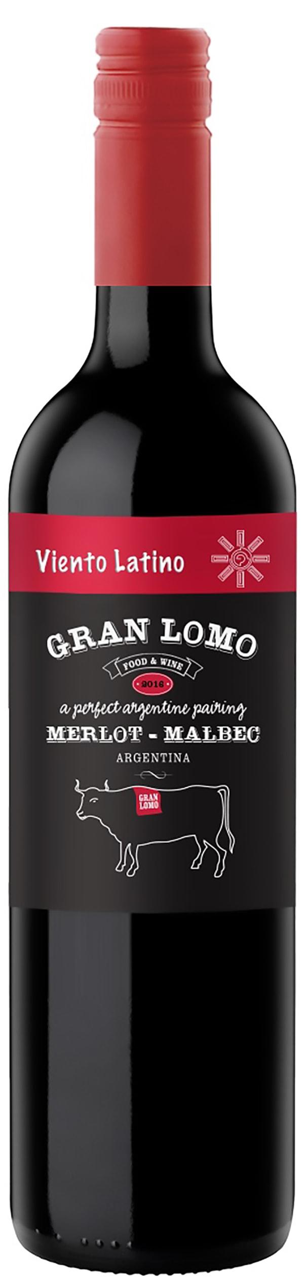 Viento Latino Gran Lomo Merlot Malbec 2016