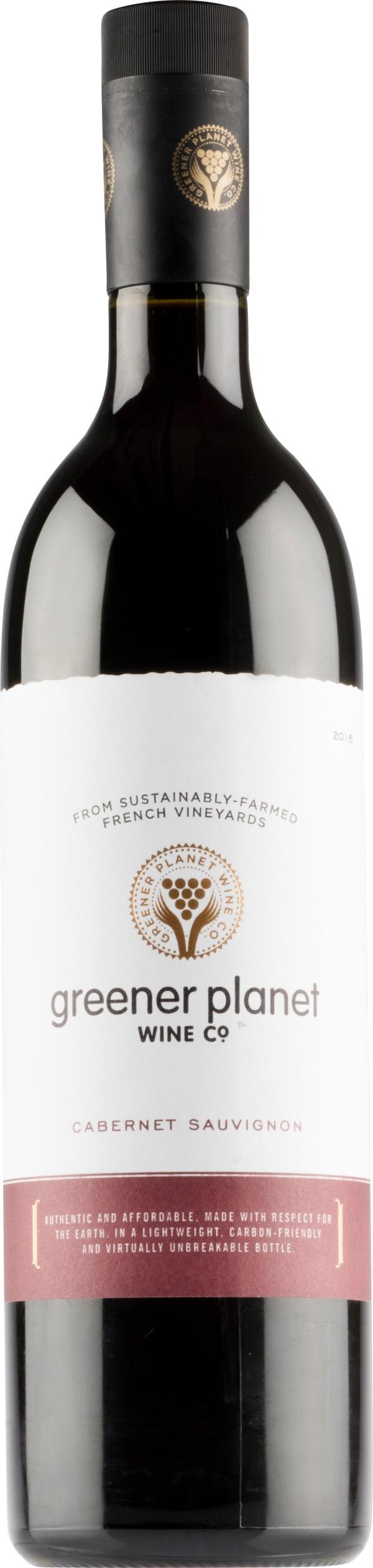 Greener Planet Cabernet Sauvignon 2016 plastic bottle
