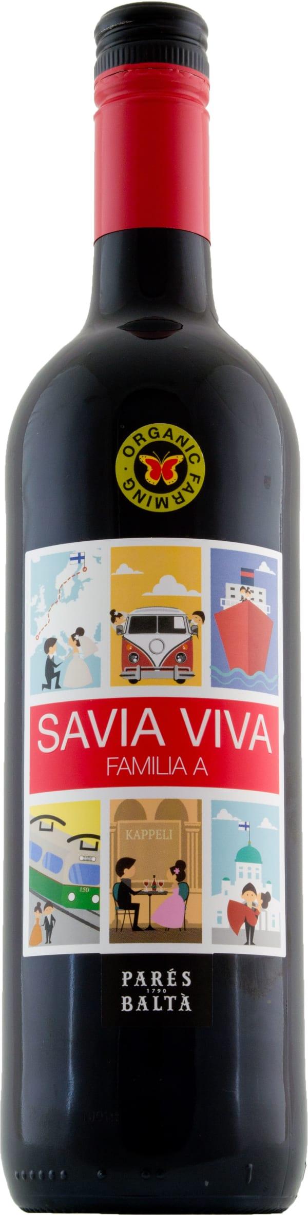 Savia Viva Organic A Tinto 2015