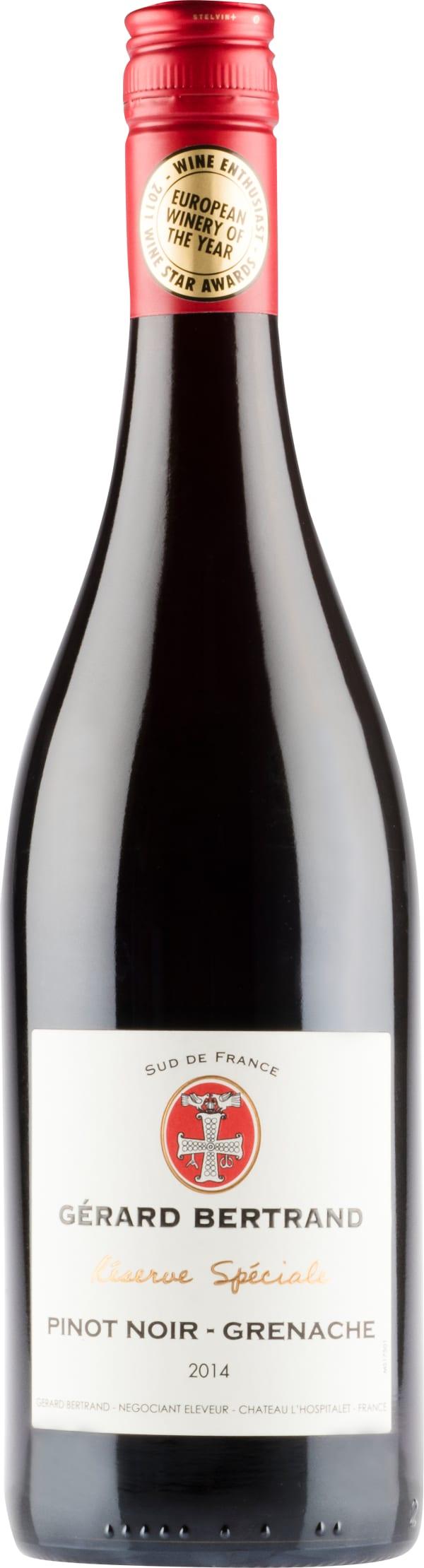 Gérard Bertrand Réserve Spéciale Pinot Noir Grenache 2018
