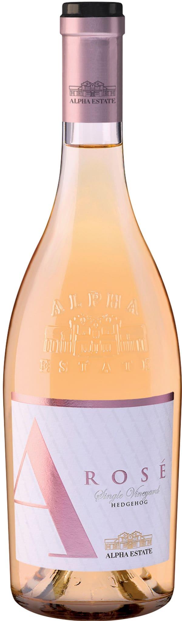 Alpha Estate Rose Single Vineyard Hedgehog 2018