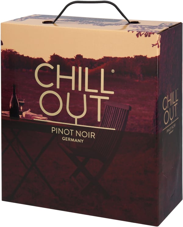 Chill Out Pinot Noir Germany 2019 lådvin