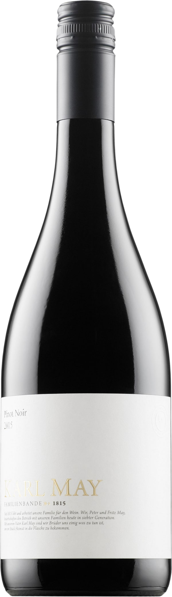 Karl May Pinot Noir 2018