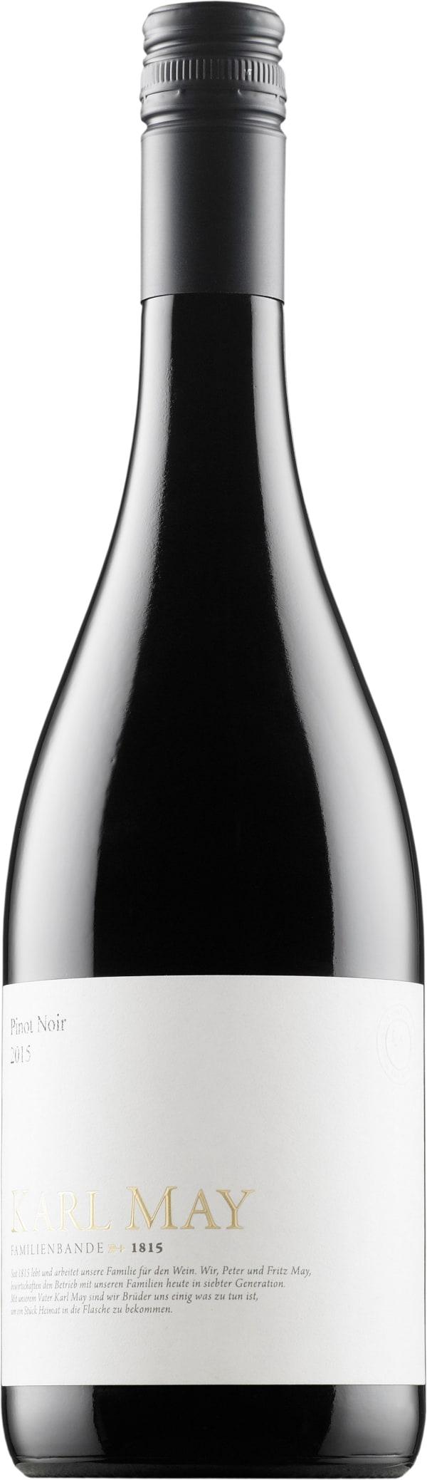 Karl May Pinot Noir 2019