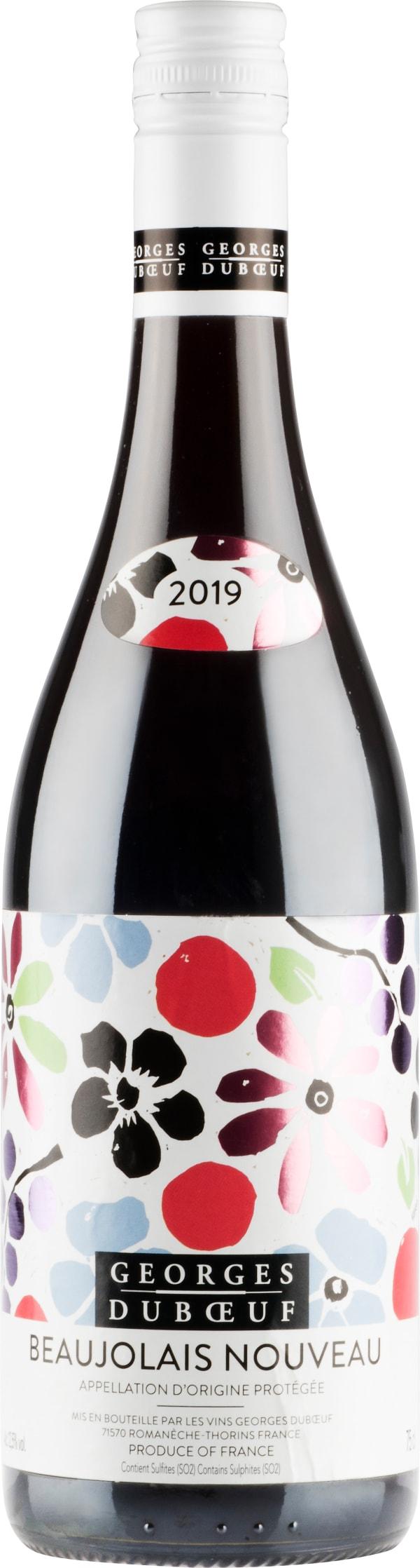 Georges Duboeuf Beaujolais Nouveau 2019