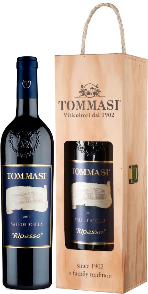 Tommasi Ripasso Valpolicella 2015 gift packaging