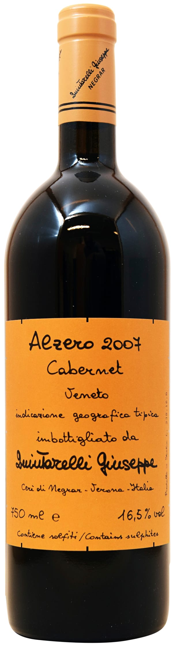 Giuseppe Quintarelli Alzero Cabernet 2007