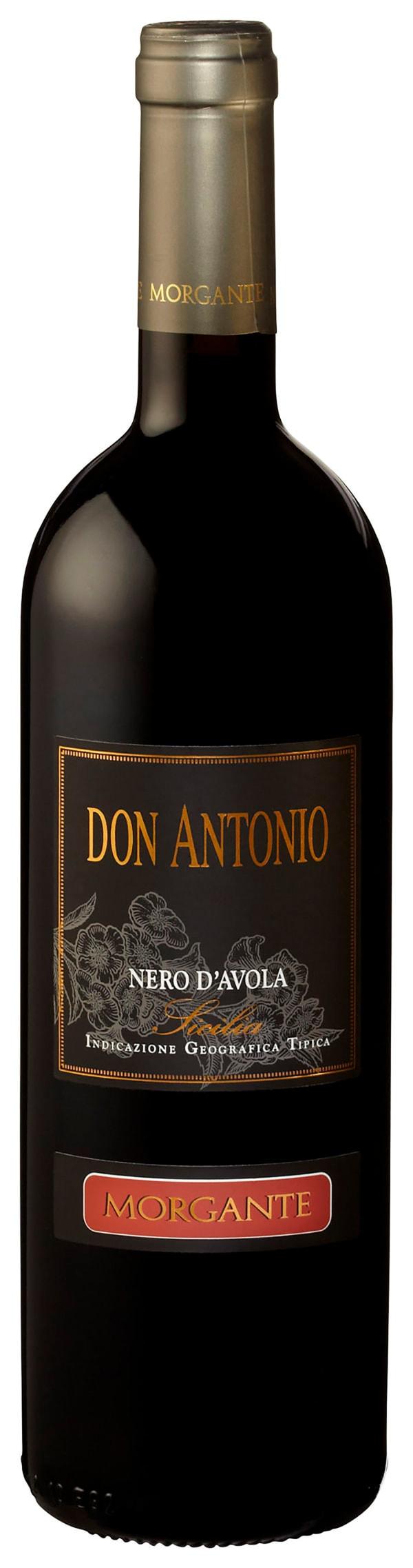 Morgante Don Antonio Nero d'Avola 2004